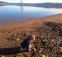 Exploring around Lake Eucumbene by eucumbene