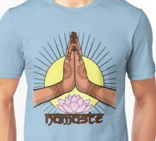 Namaste 2 Unisex T-Shirt