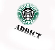 Starbucks Addict by NinjaAssassin53