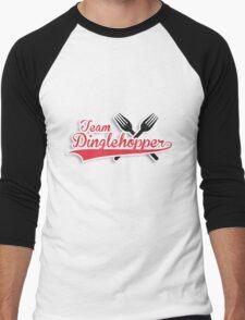 Team Dinglehopper Men's Baseball ¾ T-Shirt