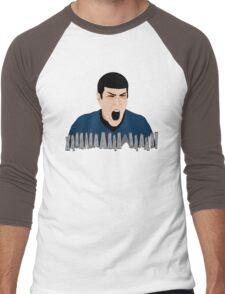 Raw Emotion Men's Baseball ¾ T-Shirt