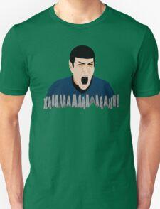 Raw Emotion Unisex T-Shirt
