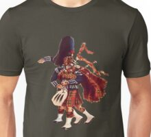 Bagpipes Unisex T-Shirt
