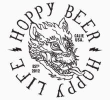 Hoppy Beer Hoppy Life by HoppyLife