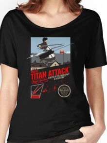 Trost Titan Attack Women's Relaxed Fit T-Shirt