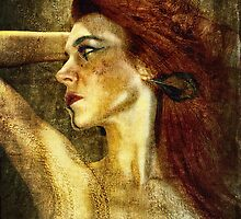 Golden Girl by Jennifer Rhoades