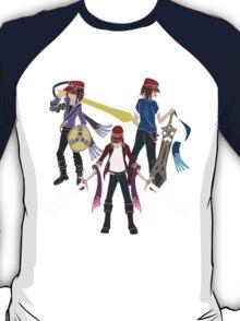 Honedge, Doublade, Aegislash T-Shirt