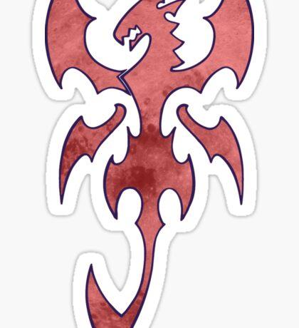 Natsu - Igneel final form 2 Sticker