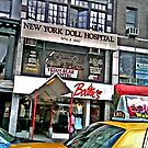 New York Doll Hospital since 1900, NYC circa 2002 by Jane Neill-Hancock