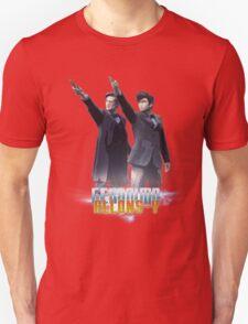 Alons-Y and Geronimo!  T-Shirt