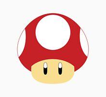 Mario-Red Mushroom Men's Baseball ¾ T-Shirt