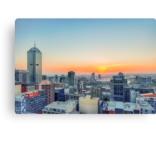 Magnificent Melbourne III Canvas Print