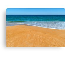 Paradise Beach Canvas Print