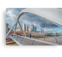 Southgate Bridge Canvas Print
