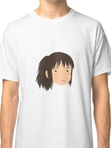 Spirited Away Chihiro Classic T-Shirt