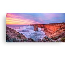 12 Apostles at Sunset II Canvas Print