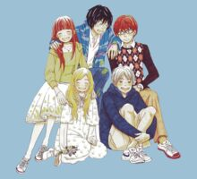 Honey and Clover by LanFan