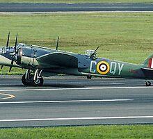 Fairchild Bolingbroke IVT L8841 G-BPIV by Colin Smedley