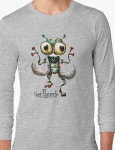Alien Movember T-Shirt