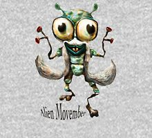 Alien Movember Unisex T-Shirt