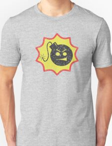 Serious Bomb Ruined T-Shirt