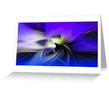 CAC Blue Greeting Card