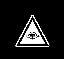 ANTI NWO, All Seeing Eye by mitchrose