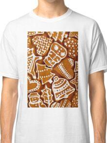 Gingerbread Cookies Classic T-Shirt