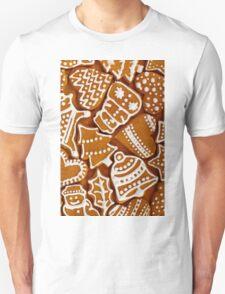 Gingerbread Cookies Unisex T-Shirt