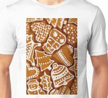 Gingerbread Cookies Unisex T-Shirt
