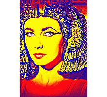 Elizabeth Taylor in Cleopatra Photographic Print