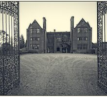 Hotel entrance by Alan Robert Cooke