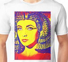 Elizabeth Taylor in Cleopatra Unisex T-Shirt
