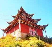 legend of the forgotten temple by OTOFURU