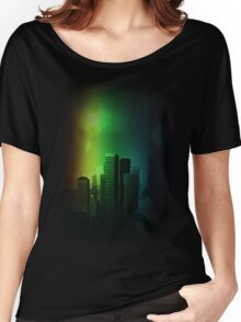 AweCity Women's Relaxed Fit T-Shirt