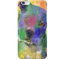 Staffy Abstract iPhone Case/Skin