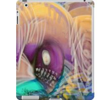 Graffiti & Multiple Exposure iPad Case/Skin