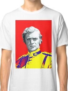 Michael Caine in Zulu Classic T-Shirt