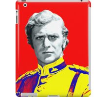 Michael Caine in Zulu iPad Case/Skin