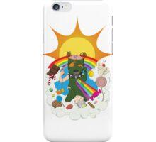 sunshine n lollipops iPhone Case/Skin