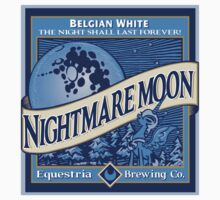 Nightmare Moon Beer by Number1Robot