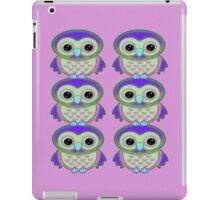 Psychedelic Owls .. iPad case  iPad Case/Skin
