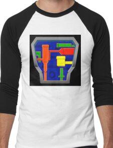 B.A.T.S. sticker alternative Men's Baseball ¾ T-Shirt