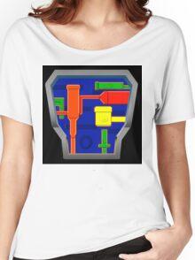 B.A.T.S. sticker alternative Women's Relaxed Fit T-Shirt