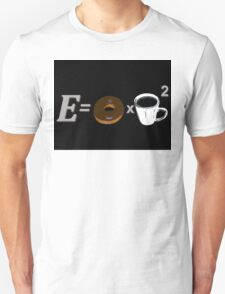 Einstein's Original Energy Formula sticker alternative T-Shirt