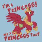 Princess Mac by Number1Robot