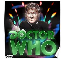 Doctor Who 50th Anniversary - Third Doctor Poster