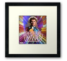 Doctor Who 50th Anniversary - Sixth Doctor Framed Print