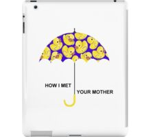 How I Met Your Mother. iPad Case/Skin
