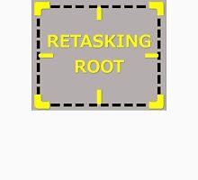 Retasking Root sticker alternative Unisex T-Shirt